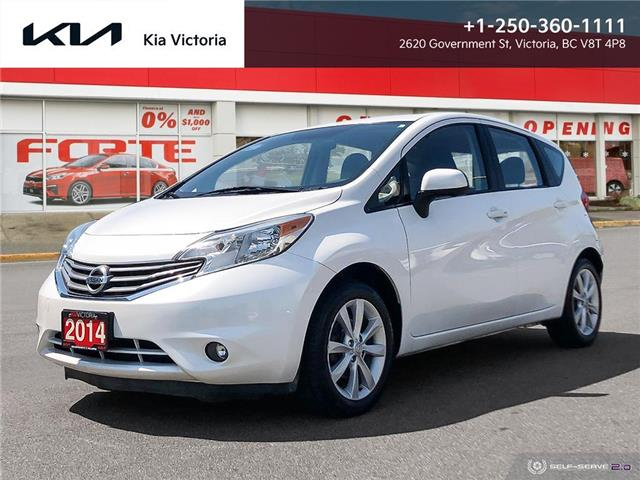 2014 Nissan Versa Note 1.6 SL (Stk: A1836A) in Victoria - Image 1 of 22