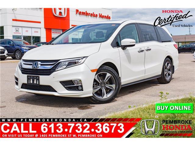 2019 Honda Odyssey EX-L (Stk: P7548) in Pembroke - Image 1 of 15