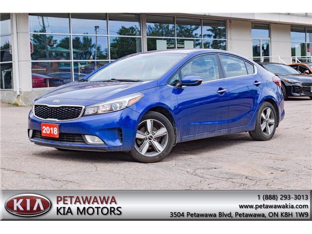 2018 Kia Forte EX (Stk: 21155A) in Petawawa - Image 1 of 30