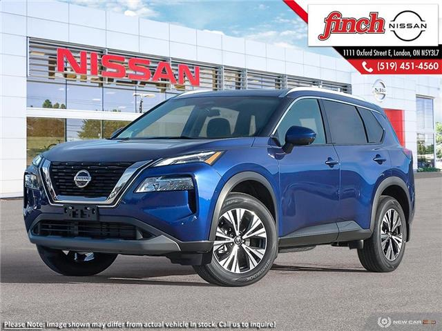 2021 Nissan Rogue SV (Stk: 23393) in London - Image 1 of 23