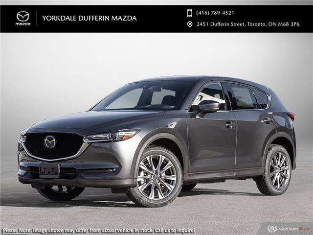 2021 Mazda CX-5 Signature (Stk: 211163) in Toronto - Image 1 of 23