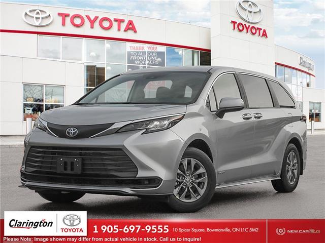 2021 Toyota Sienna LE 8-Passenger (Stk: 21620) in Bowmanville - Image 1 of 23