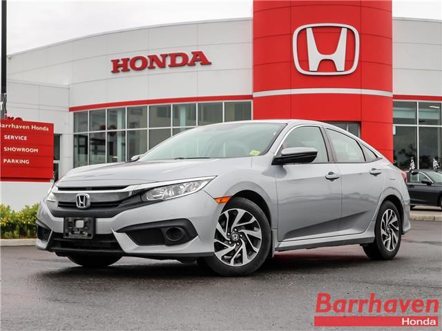 2018 Honda Civic SE (Stk: B1034) in Ottawa - Image 1 of 8