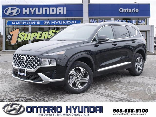 2021 Hyundai Santa Fe Preferred (Stk: 13-324156) in Whitby - Image 1 of 20