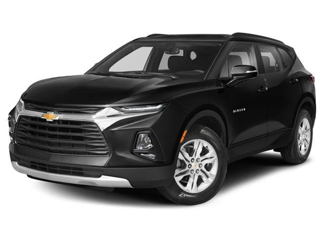 2021 Chevrolet Blazer LT (Stk: MS546361) in Calgary - Image 1 of 9