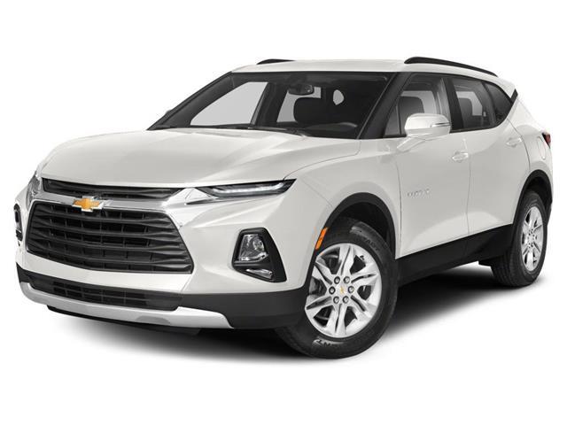 2021 Chevrolet Blazer Premier (Stk: MS546056) in Calgary - Image 1 of 9