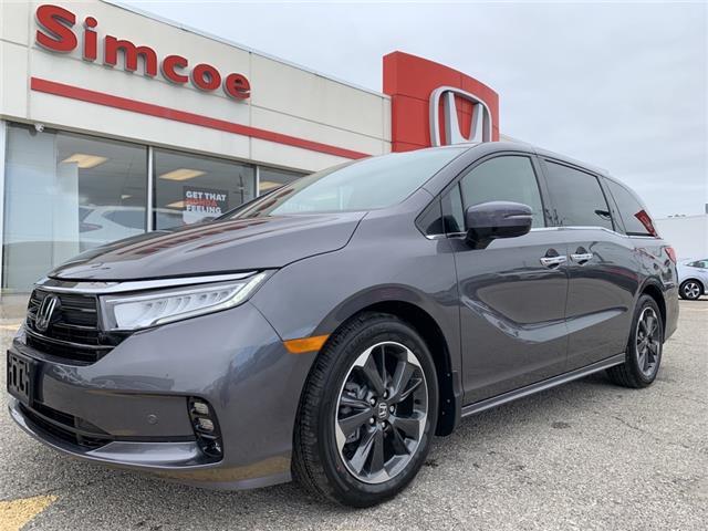 2022 Honda Odyssey Touring (Stk: 22011) in Simcoe - Image 1 of 27