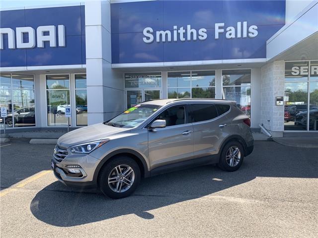 2018 Hyundai Santa Fe Sport 2.4 Base (Stk: T13961) in Smiths Falls - Image 1 of 8