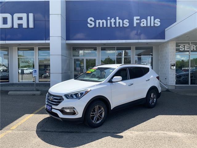 2017 Hyundai Santa Fe Sport 2.4 Base (Stk: 104661) in Smiths Falls - Image 1 of 8