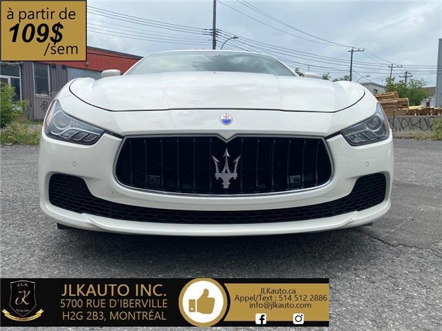 2014 Maserati Ghibli S Q4 (Stk: K625) in Montréal - Image 1 of 18