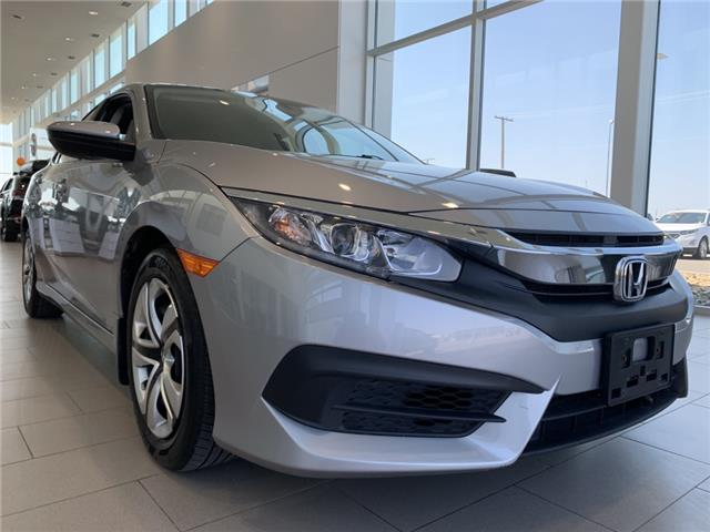 2018 Honda Civic LX (Stk: F0453) in Saskatoon - Image 1 of 9