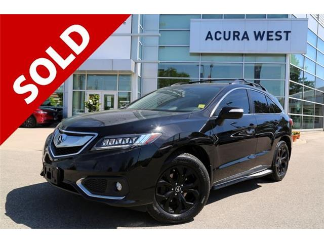 2017 Acura RDX Elite (Stk: 7435A) in London - Image 1 of 1