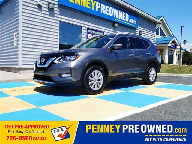 2017 Nissan Rogue SV (Stk: 40430A) in Mount Pearl - Image 1 of 17
