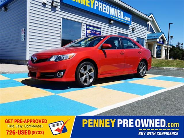 2012 Toyota Camry SE (Stk: 39993A) in Mount Pearl - Image 1 of 15