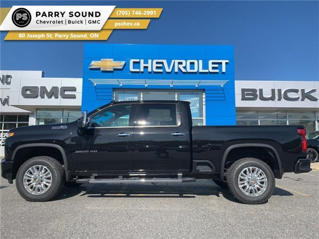 2021 Chevrolet Silverado 3500HD High Country (Stk: 21-207) in Parry Sound - Image 1 of 23