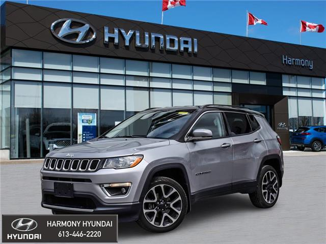 2018 Jeep Compass Limited (Stk: 21258A) in Rockland - Image 1 of 30