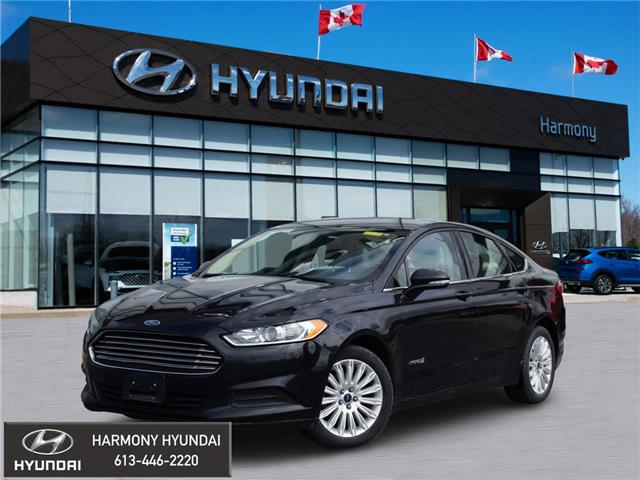 2014 Ford Fusion Hybrid SE (Stk: 21247A) in Rockland - Image 1 of 28