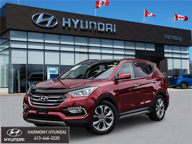 2018 Hyundai Santa Fe Sport  (Stk: 21302a) in Rockland - Image 1 of 30