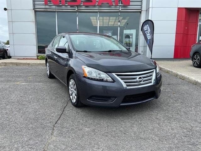 2015 Nissan Sentra 1.8 S (Stk: 21213A) in Gatineau - Image 1 of 14