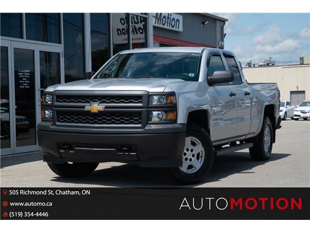 2014 Chevrolet Silverado 1500  (Stk: 211114) in Chatham - Image 1 of 21