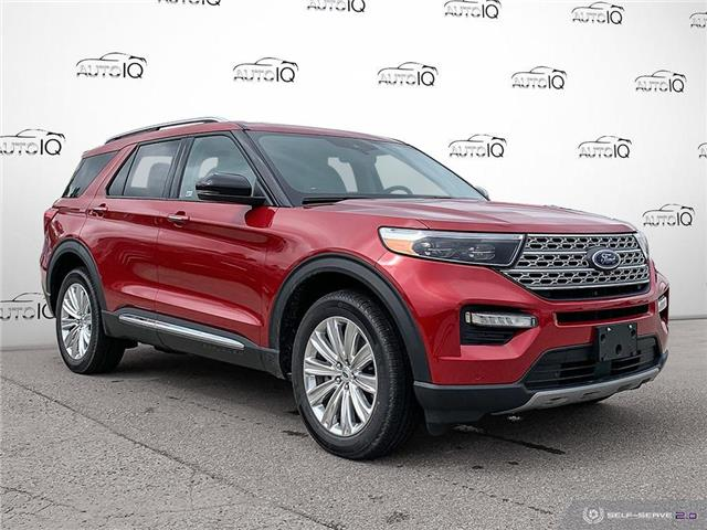 2021 Ford Explorer Limited (Stk: S1343) in St. Thomas - Image 1 of 27