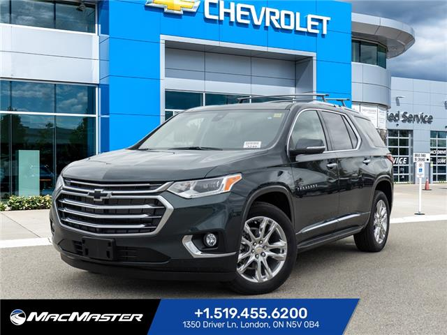 2021 Chevrolet Traverse High Country (Stk: 210348) in London - Image 1 of 30
