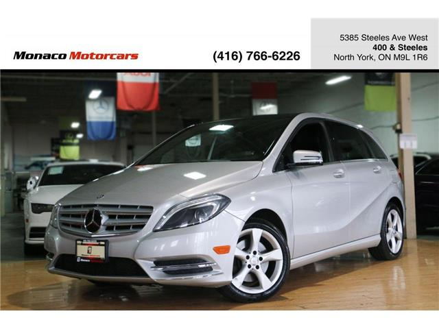 2014 Mercedes-Benz B-Class Sports Tourer (Stk: 4313-14) in North York - Image 1 of 30