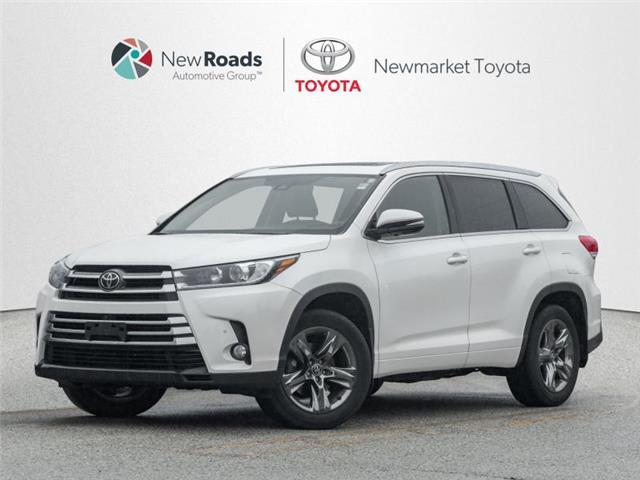 2017 Toyota Highlander Limited (Stk: 363161) in Newmarket - Image 1 of 27