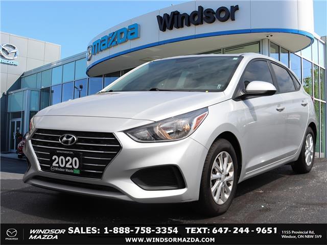 2020 Hyundai Accent Preferred (Stk: PR07362) in Windsor - Image 1 of 23