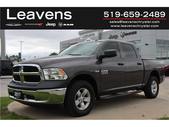 2017 RAM 1500 ST (Stk: LC2166A) in London - Image 1 of 22