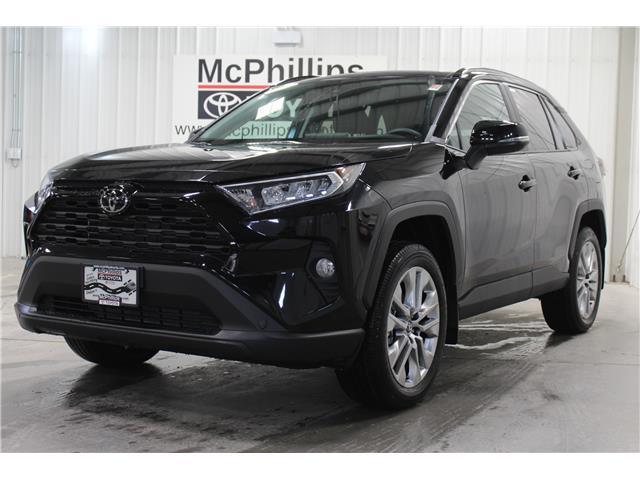 2021 Toyota RAV4 XLE (Stk: C222402) in Winnipeg - Image 1 of 19
