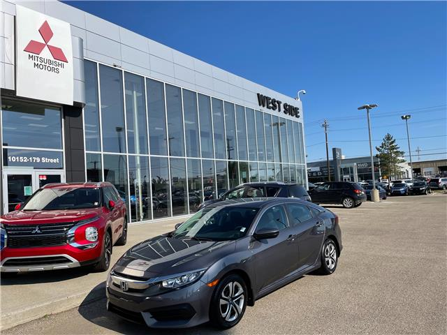 2017 Honda Civic LX (Stk: 7812) in Edmonton - Image 1 of 24