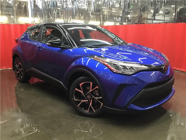 2021 Toyota C-HR XLE Premium (Stk: 36903) in Edmonton - Image 1 of 28