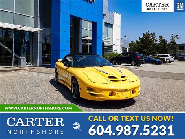 2002 Pontiac Firebird Trans Am (Stk: 975830) in North Vancouver - Image 1 of 30