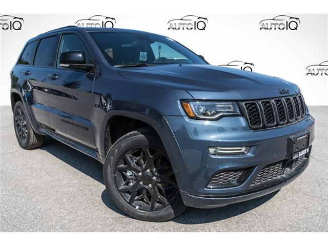 2021 Jeep Grand Cherokee Limited Blue