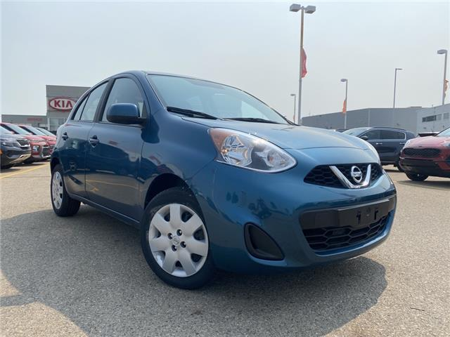 2017 Nissan Micra S (Stk: 41361A) in Saskatoon - Image 1 of 11