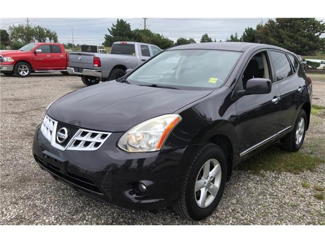 2013 Nissan Rogue S (Stk: 14054A) in Brampton - Image 1 of 17