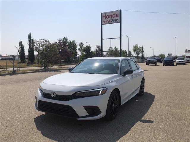 2022 Honda Civic Sport (Stk: H22-1002) in Grande Prairie - Image 1 of 25