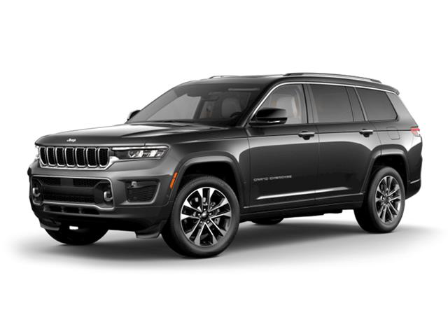 2021 Jeep Grand Cherokee L Overland (Stk: ) in Québec - Image 1 of 1
