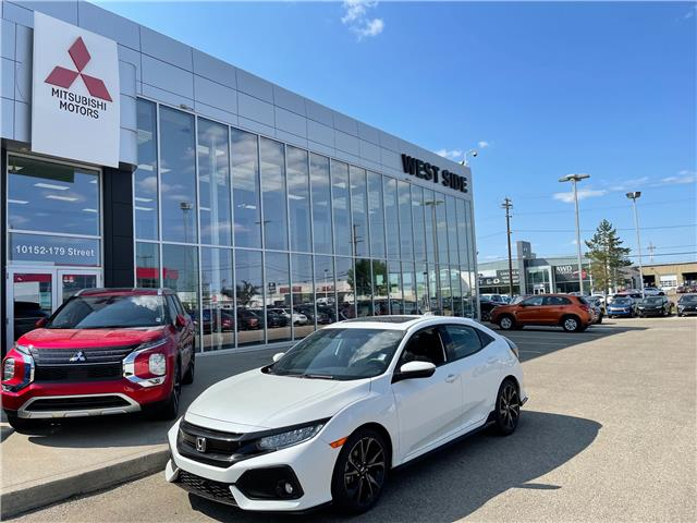 2019 Honda Civic Sport Touring (Stk: BM4181) in Edmonton - Image 1 of 28