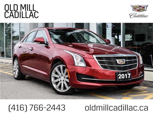 2017 Cadillac ATS 2.0L Turbo Luxury (Stk: 168439U) in Toronto - Image 1 of 30