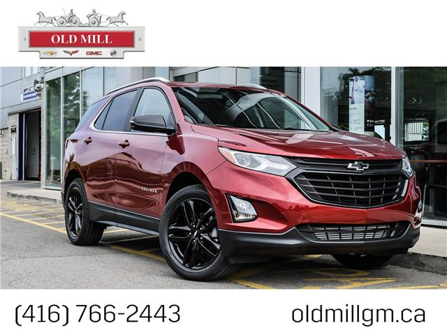 2021 Chevrolet Equinox LT (Stk: M6162926) in Toronto - Image 1 of 26