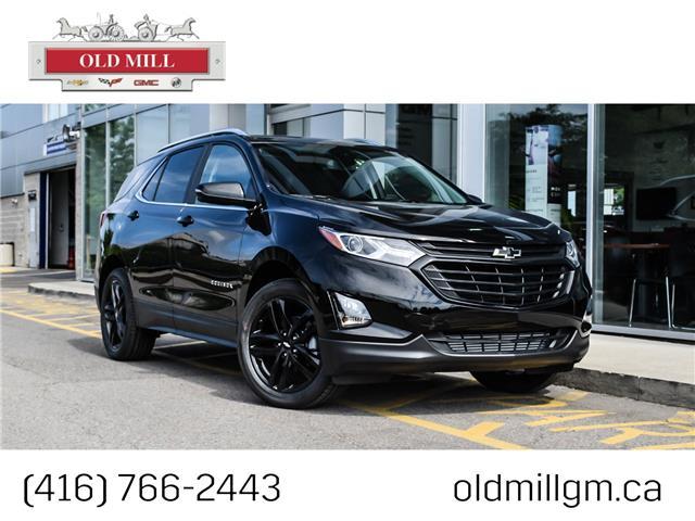 2021 Chevrolet Equinox LT (Stk: M6162891) in Toronto - Image 1 of 25