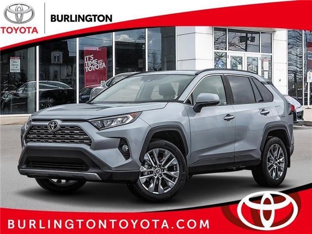 2021 Toyota RAV4 Limited (Stk: 218076) in Burlington - Image 1 of 11