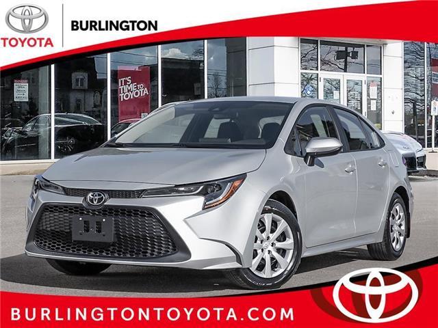 2021 Toyota Corolla  (Stk: 212124) in Burlington - Image 1 of 17