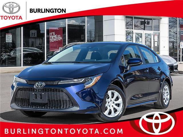 2021 Toyota Corolla  (Stk: 212132) in Burlington - Image 1 of 23