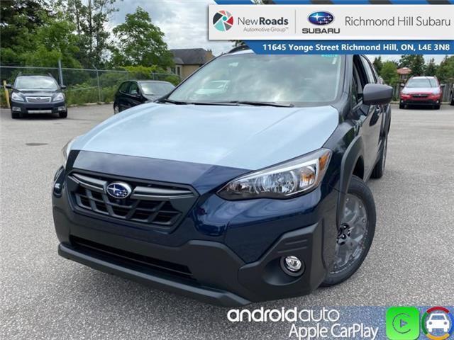 2021 Subaru Crosstrek Outdoor w/Eyesight (Stk: 35940) in RICHMOND HILL - Image 1 of 9