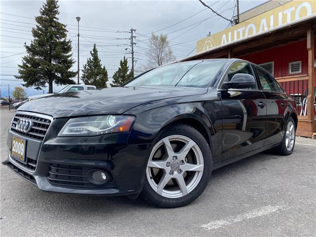 2009 Audi A4  (Stk: 142546) in SCARBOROUGH - Image 1 of 30
