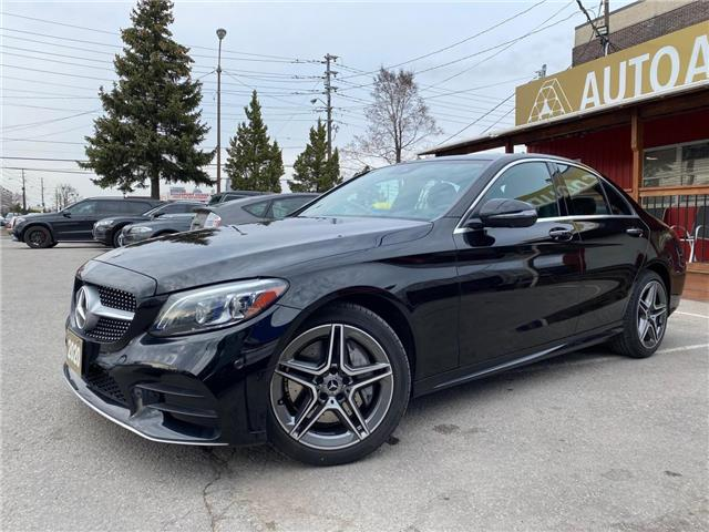 2020 Mercedes-Benz C-Class Base (Stk: 142526) in SCARBOROUGH - Image 1 of 30