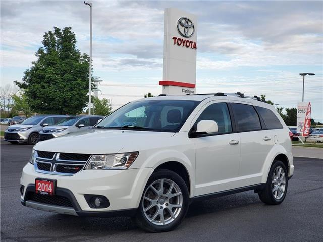 2014 Dodge Journey SXT (Stk: 21494A) in Bowmanville - Image 1 of 29